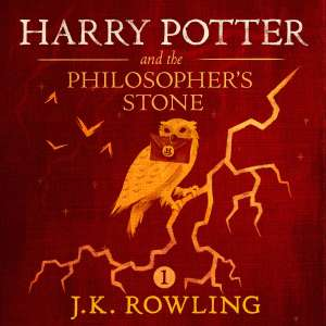 'Harry Potter and the Philosopher's Stone' audiobook - FREE to stream in July via Alexa (audible) @ Amazon