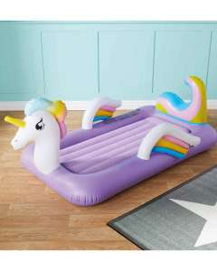 Kids' Dreamchaser Unicorn Airbed £19.99 + £2.95 Delivery ( Free on £30 ) From Aldi