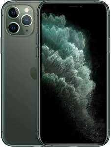 Seller refurbished /Grade C - Apple iPhone 11 Pro Max 64GB 256GB 512GB Unlocked Smartphone All Colours A2218 £489.95 at loop_mobile ebay
