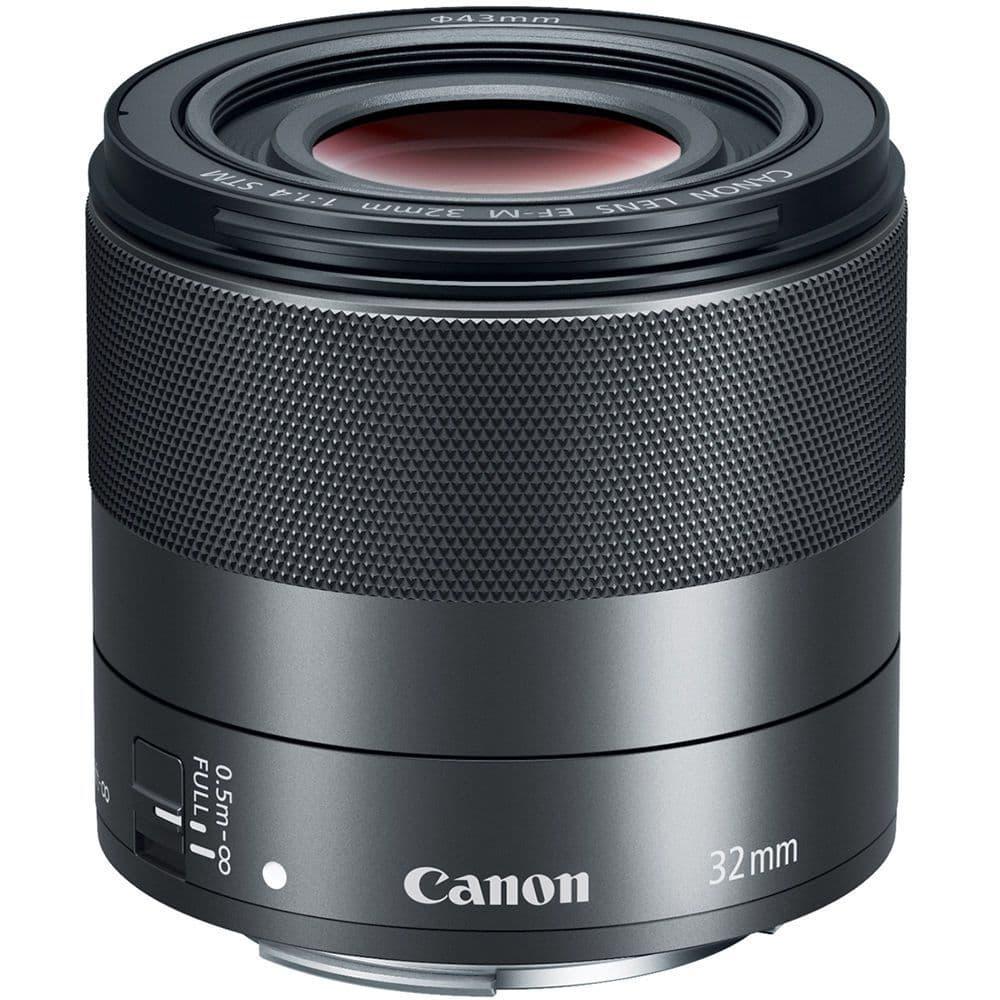 Canon EF-M 32mm f/1.4 STM £389 delivered @ HDEW Cameras