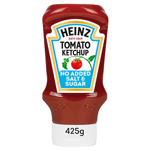 Heinz Tomato Ketchup No added sugar and salt 93p instore @ Asda Beckton