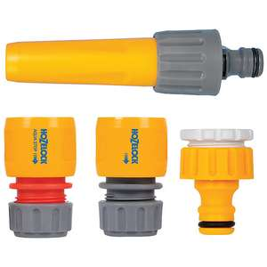Hozelock Fittings & Nozzle Bulk Bag Kit £6 + Free click & collect Selected Stores @ Wickes
