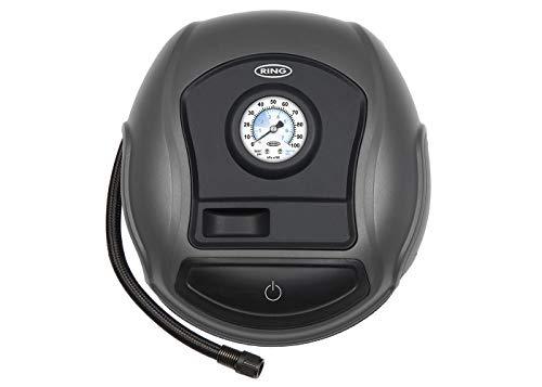 Ring Automotive RTC100 Analogue Air Compressor £8.62 Prime + (£4.49 non Prime) @ Amazon