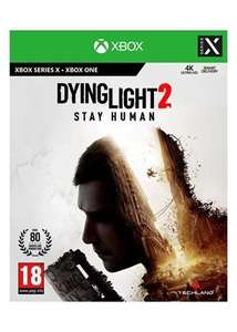 Xbox series X Dying Light 2 preorder £40.85 at Base