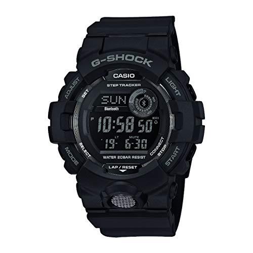 Casio G-Shock Bluetooth Step Tracker Digital Black Watch, £58.22 at Amazon