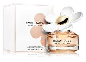 100ml Marc Jacobs Daisy Love EDT £39.90 + £3.99 Delivery at Notino