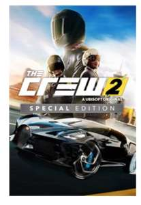The Crew 2 Special Edition [Xbox One / Series X S] £9.59 with Xbox Live Gold @ Xbox Store UK