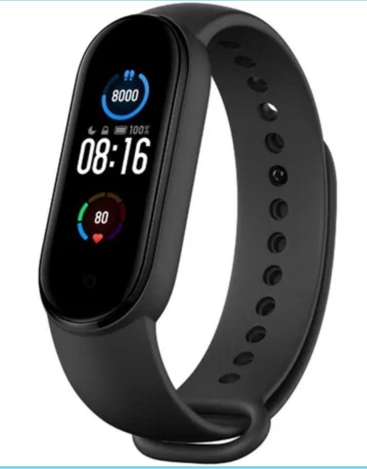 Xiaomi Mi Band 5 Smart Fitness Watch - Black - £21.98 Delivered @ Maplin