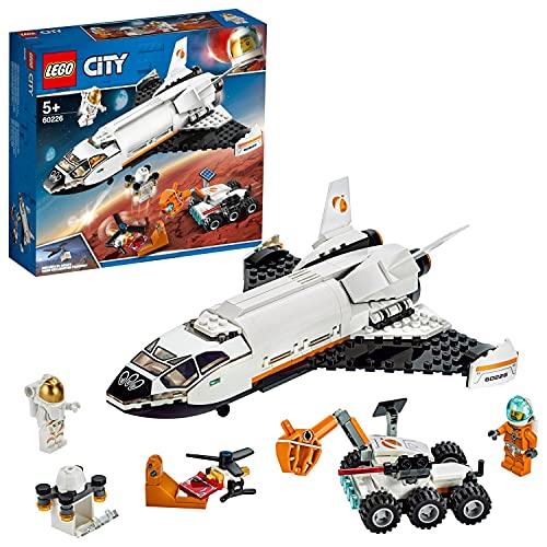 LEGO 60226 City Mars Research Shuttle Spaceship Construction Toys for Kids £16.99 Prime (+£4.49 Non-Prime) @ Amazon