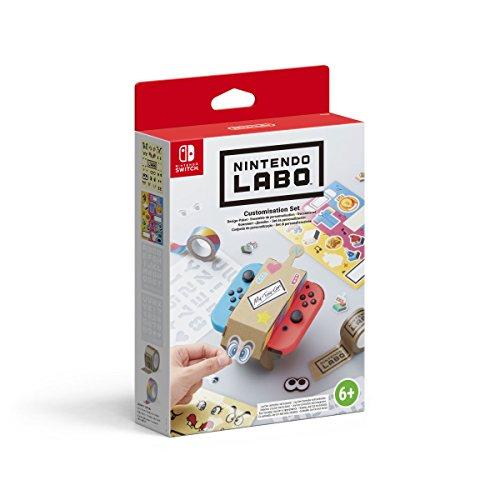 Nintendo Labo: Customisation Set (Nintendo Switch) - £1.93 (+£4.49 Non Prime) @ Amazon