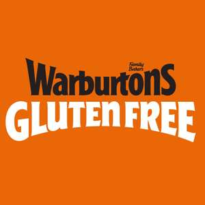 Free delivery with code for Gluten free Warburtons product @ Warburtons