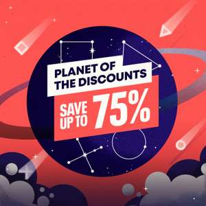 Planet of The Discounts @ PlayStation PSN - Ace Combat 7 £9.99 The Witcher 3 GOTY £6.99 Titanfall 2 Ultimate £3.74 Shenmue I&II £6.24 + More