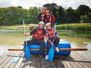 PGL Family Adventure Holiday in Devon 7 Nights - 2 Adults 2 Child All Meals & Activities included £1976 with code @ PGL