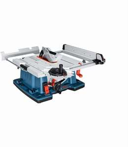 Bosch Professional GTS 10 XC Corded 240 V Table Saw £459 with Voucher @ Amazon