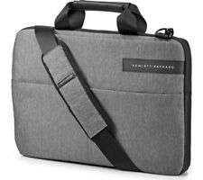 """HP Signature Slim Topload 14"""" Laptop Messenger Bag - Grey £14.99 (free delivery / click & collect) @ Currys PC World"""
