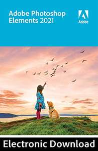 Adobe Photoshop Elements 2021 - 1 User | PC | PC Activation Code by email £38.29 @ Amazon