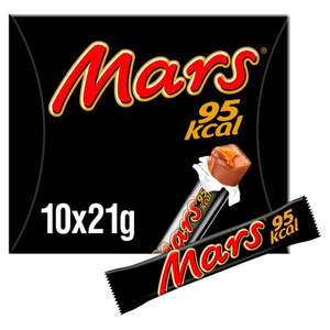 Free Mars, Snickers or Twix multipacks with code @ Tesco