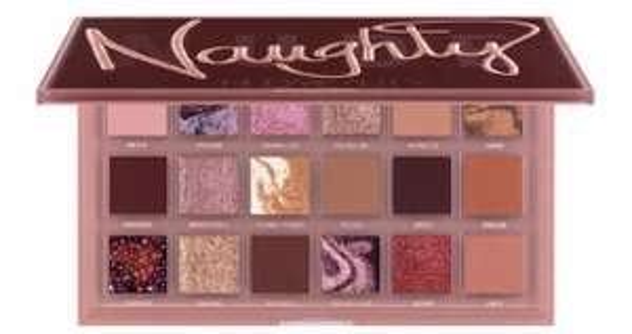 HUDA BEAUTY Naughty Nude Eyeshadow Palette £40.60 at Cult Beauty
