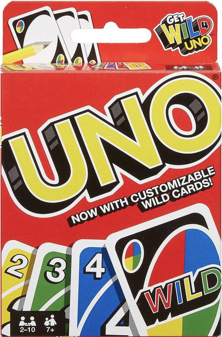 Mattel Games UNO Card Game - £1.99 in-store @ Aldi (Hertford)