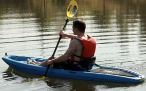 H20-FLO 9ft (266cm) Sit-On 1 Person Kayak with Paddle - £249.99 delivered (Membership Required) at Costco