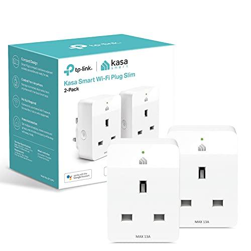 x2 - TP-LINK Kasa Mini Smart Plug £15.99 prime + £4.49 non prime @ Amazon