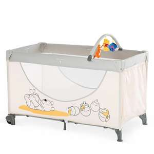 Hauck Disney Dream n Play Go Travel Cot - Pooh Cuddles £39.95 + £3.95 delivered @ online4baby