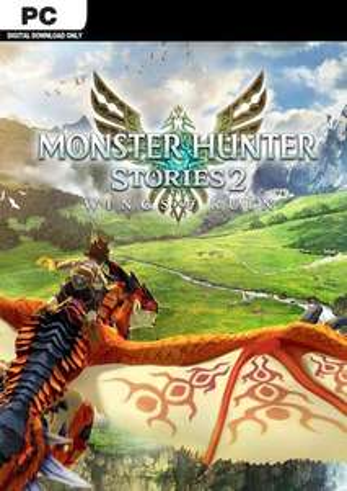 Monster Hunter Stories 2: Wings Of Ruin PC Pre-order £29.99 at CDKeys