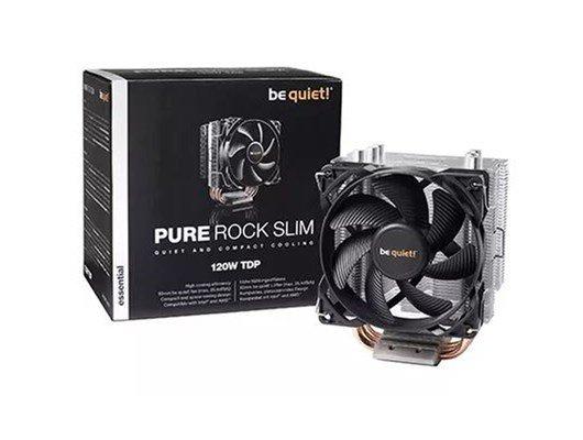 BeQuiet Pure Rock Slim CPU Cooler £23.99 (£2.99 delivery) @ CCLOnline