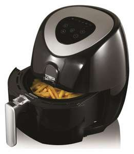 Tower T17024 Digital 1500w 4.3L Air Fryer +3 year guarantee - £37.99 (free click & collect) @ Argos