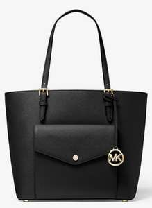 Michael Kors Jet Set Large Leather Pocket Tote Bag Now £116 (6 colours available) Free Delivery @ Michael Kors