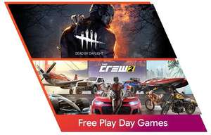 Dead By Daylight + The Crew 2 [Google Stadia] - Free Play Days for Stadia Pro Subscribers @ Google Store