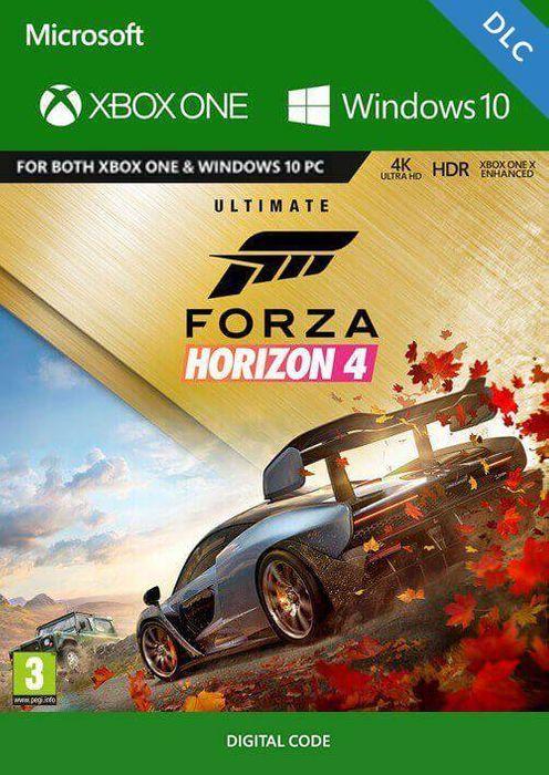 Forza Horizon 4 - Ultimate Upgrade - Xbox One - £17.99 @ CDKeys