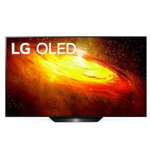 """LG OLED55BX6LB 55"""" 4K HDR Ultra-HD Smart OLED TV, Dolby Vision & Atmos + Free £50 Deliveroo Voucher 5 Year Guarantee £939 @ Sonic Direct"""