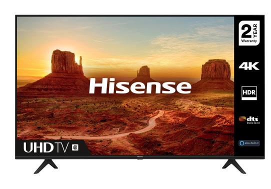 "Hisense 58"" 58A7100FTUK 58 Inch 4K Ultra HD Smart TV £359.98 (Membership Required) instore at Costco Warehouse"