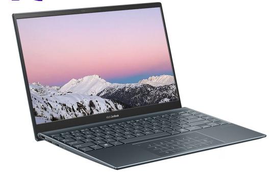 ASUS Zenbook 14 UM425IA 14'' Laptop AMD Ryzen 5 8GB RAM, 256GB SSD 9 Hours Battery Life £549 @ Currys PC World