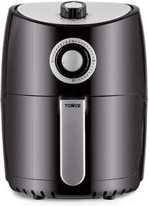 Tower T17023 Air Fryer Oven with Rapid Air Circulation and 30 Min Timer, 2.2 Litre + 3 year warranty - £27.10 @ Amazon
