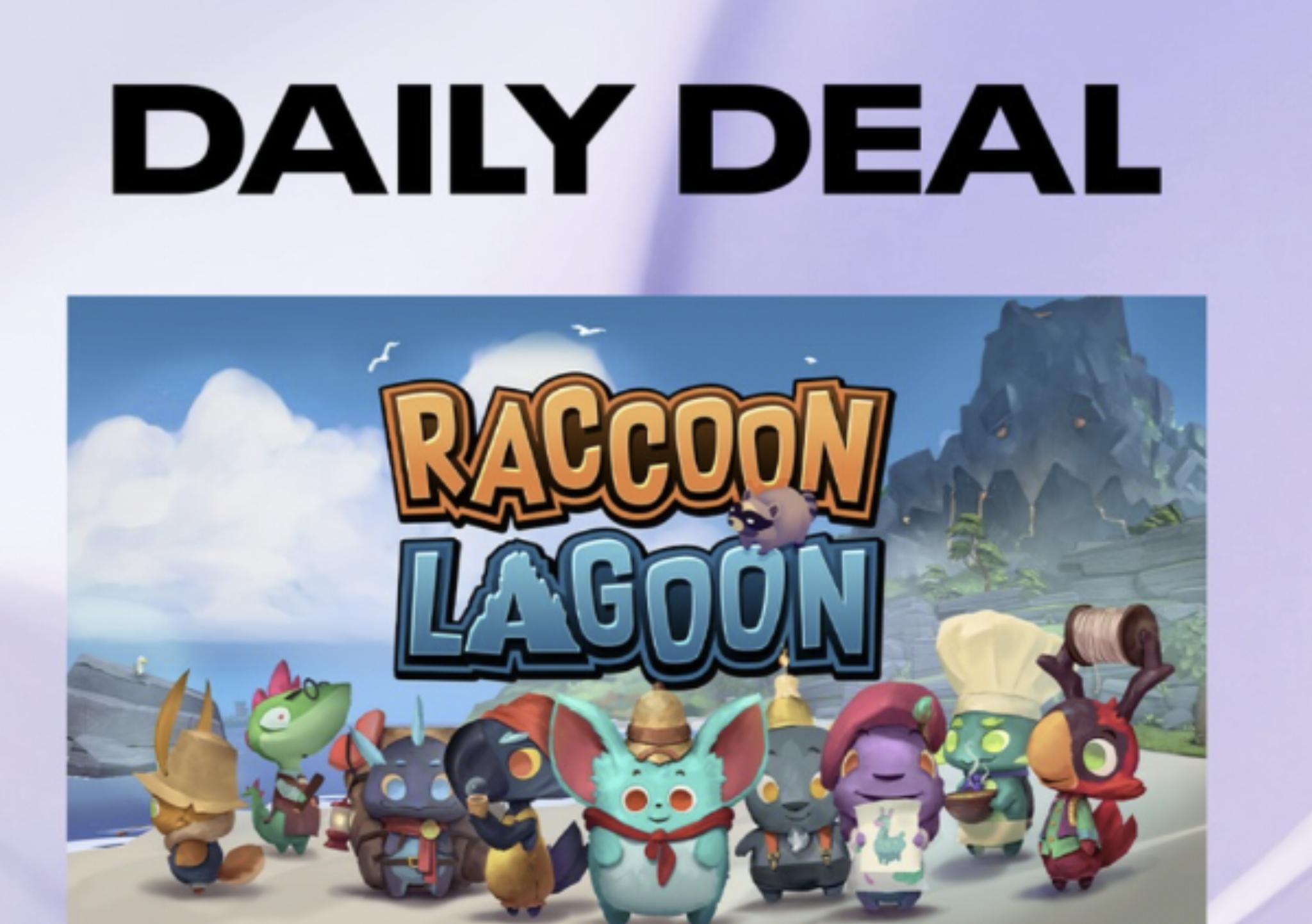 Oculus VR Daily Deal - Raccoon Lagoon £6.99 @ Oculus