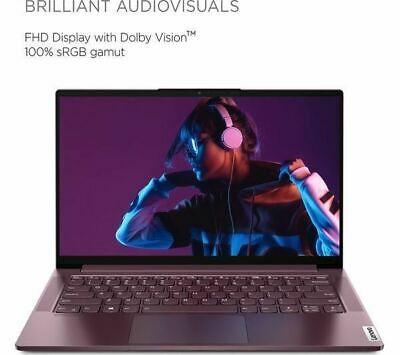"Refurbished B LENOVO Yoga Slim 7 14""FHD IPS 300nits i7-1065G7 8GB 512 SSD Laptop, £491.85 (With Code) Mainland UK at currys_clearance / eBay"