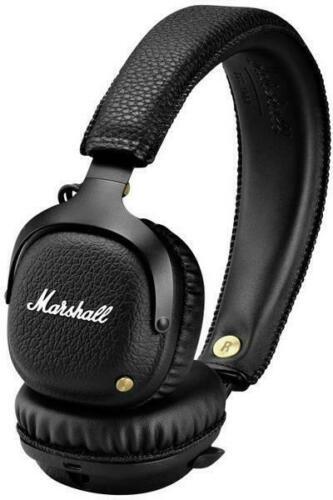 Marshall Mid Bluetooth Hi-Fi Over-ear headphones Over-the-ear Black, £50.12 at Currys clearance/ebay
