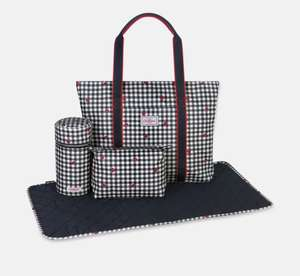 Cath Kidston Lovebugs Gingham Tote Baby Changing Bag Now £45 Free Delivery @ Cath Kidston