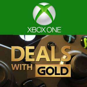 Xbox Deals with Gold - For Honor £3.74 Ghostbusters Remastered £9.99 Mega Drive Classics £7.49 Street Fighter 30th Anniversary £12.49 + More
