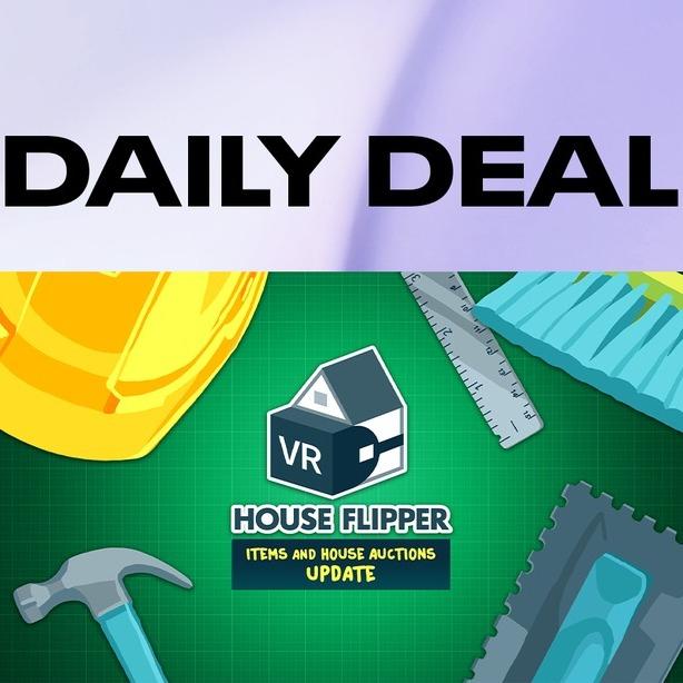Oculus VR Daily Deal - House Flipper VR £7.97 @ Oculus