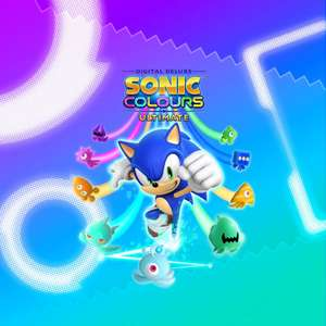 Sonic Colors: Ultimate - Digital Deluxe [Xbox One / Series X S - Argentina via VPN] Pre-Order £23.28 using code @ Eneba / All For Gamers