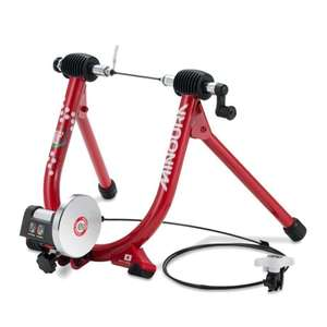 Minoura LR341 Turbo Trainer Kit + Trainer Rizer & Small Wheel Adapter - £99.99 + Free Delivery (UK Mainland) @ Rutland Cycling