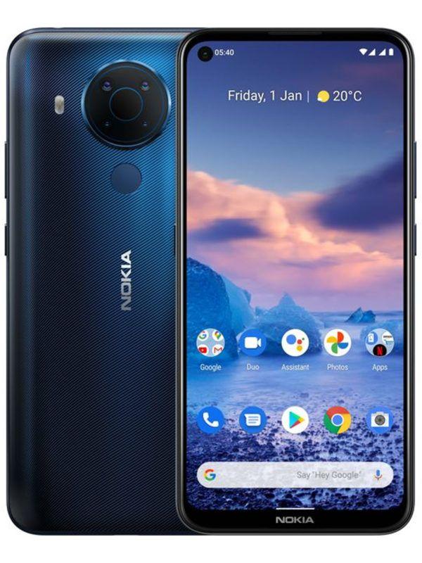 Nokia 5.4 64GB Smartphone - £105   Nokia 3.4 - £65   Sony Xperia 10 II - £200   Samsung Galaxy S21 - £485 As New (UK Mainland) @ Elekdirect