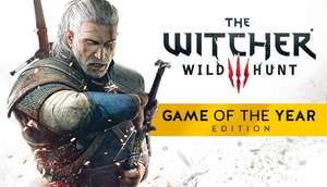 The Witcher 3: Wild Hunt GOTY (PC) - £6.99 or £6.69 with cashback / Witcher 3: Wild Hunt - £4.99 or £4.78 with cashback @ Humble Bundle