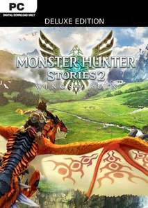 Monster Hunter Stories 2: Wings of Ruin Deluxe Edition PC £34.49 at CDKeys