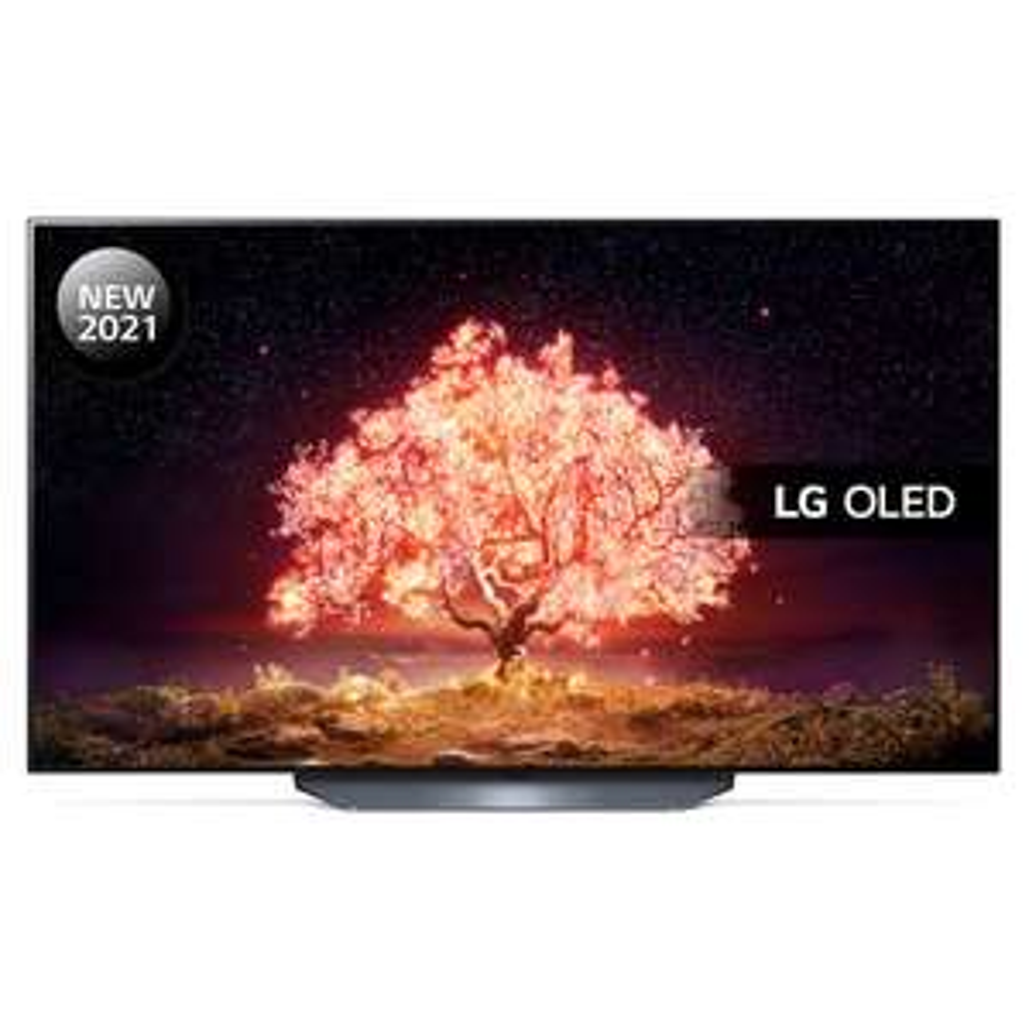 LG OLED55B16LA (2021) OLED HDR 4K Ultra HD Smart TV, Free HBSFA4 TONE wireless Earbuds £50 Deliveroo Voucher - £1169 @ Hughes