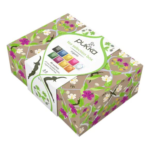 Pukka tea selection box @ Tesco Bathgate - £6.50