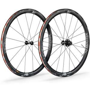 Vision Metron 40 SL Carbon Clincher Road Wheelset £999 @ Merlin Cycles